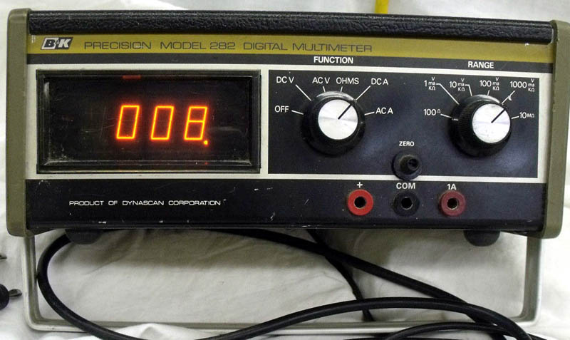 Electronic Test Equipment : Electronic test equipment model numbers davmar