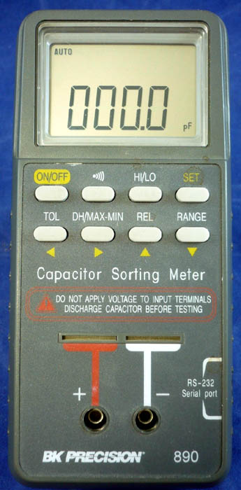 Electronic Test Equipment Model Numbers Davmar