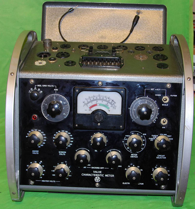 Electronic Test Equipment Model Numbers on