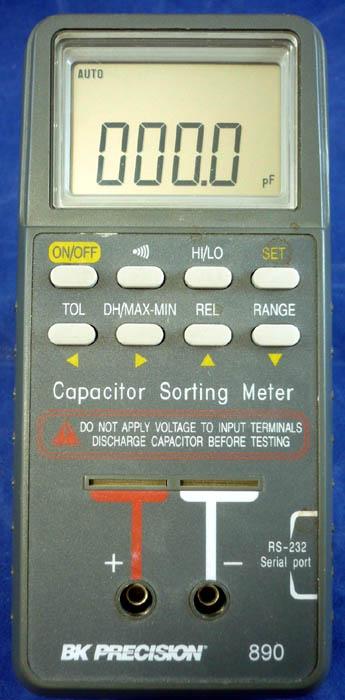 Lcr Meter Circuit